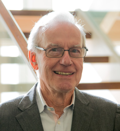 Professor John Pollard
